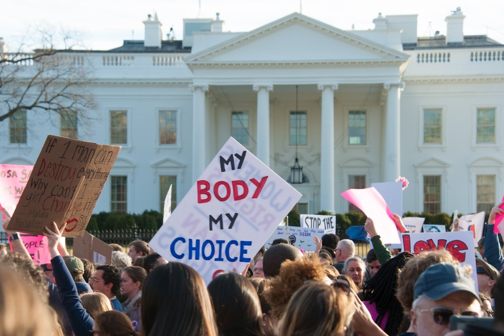 """Study cites:  """"Fewer than 1% of women cite pressure from a partner or parent as the most important reason for their abortion."""""""